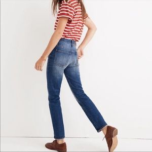Madewell | The Perfect Vintage Jean
